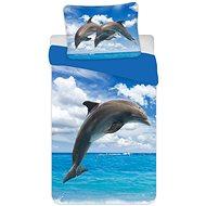 Jerry Fabrics ágynemű huzat - Delfin 2020 - Gyerek ágyneműhuzat