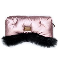 Floo for Baby Alaska ragyogó rózsaszín / fekete - Kézmelegítő