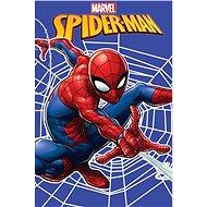 Jerry Fabrics Spiderman web gyerek pléd - Takaró