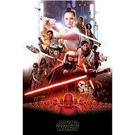 Jerry Fabrics Baba takaró - Star Wars 9 - Gyermek takaró