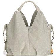 Lässig  Green Label Neckline Bag Ecoya 2019 sand - Pelenkázótáska