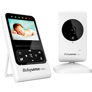 BABYSENSE Video Baby Monitor V24R - Bébiőr