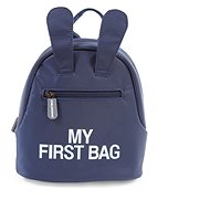 CHILDHOME My First Bag Navy - Hátizsák