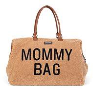 CHILDHOME Mommy Bag Teddy Beige - Pelenkázó táska