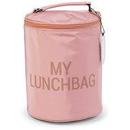 CHILDHOME My Lunchbag Pink Copper - Hűtőtáska