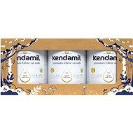 Kendamil folytató tej 2 DHA + (3 × 900 g), tündérmese csomagolás ajándékkal és farmmal - Bébitápszer