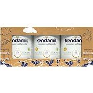 Kendamil kisgyermek tej 3 DHA + (3 × 900 g), mesecsomagolás ajándékkal és színházzal - Bébitápszer
