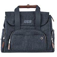 MAMAS & PAPAS Bowling Navy Flannel - Pelenkázó táska