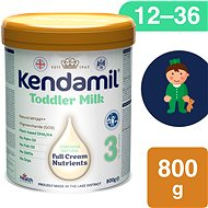 Kendamil baba tej 3 DHA+ (800 g) - Bébitápszer