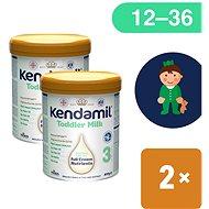 Kendamil bébitápszer totyogóknak 3 DHA+ (2×800 g) - Bébitápszer