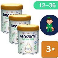 Kendamil bébitápszer totyogóknak 3 DHA+ (3×800 g) - Bébitápszer