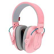 ALPINE MUFFY - Gyermek izolációs fejhallgató rózsaszín modell 2021 - Hallásvédő