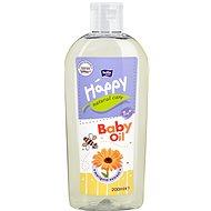 Bella Baby Happy Natural Care babaolaj 200 ml - Babaolaj