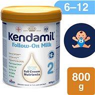 Kendamil - folytatásos tápszer tejpor formájában DHA+ (800 g) - Bébitápszer