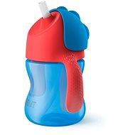 Philips Avent pohár rugalmas szívószállal, 200 ml, fiúknak - Tanulópohár