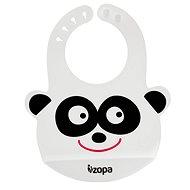 Zopa szilikon előke - Panda - Előke