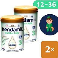 Kendamil kisgyermek tej 3 (2 × 900 g) - Bébitápszer