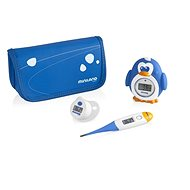 MINILAND Thermokit Blue készlet - Gyerek lázmérő