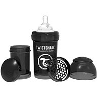 TWISTSHAKE Anti-Colic 180 ml - fekete - Cumisüveg