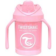 TWISTSHAKE 230 ml-es tanulópohár - rózsaszín - Tanulópohár