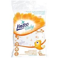 LINTEO BABY Eldobható előke (10 db) - Előke