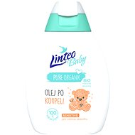 LINTEO BABY Baba olaj fürdés után Bio Orvosi körömvirággal 250 ml