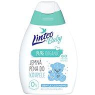 LINTEO BABY Habfürdő Bio Orvosi körömvirággal 250 ml - Gyerek habfürdő
