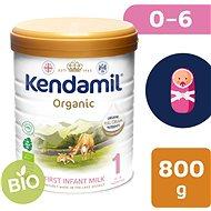 KENDAMIL 100% BIO teljes csecsemő tej 1, 800 g - Bébitápszer