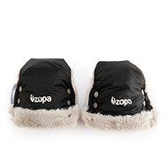 Zopa Fluffy Téli kesztyű - fekete - Kesztyű