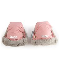Zopa Fluffy Téli kesztyű - rózsaszín - Kesztyű
