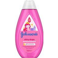 JOHNSON'S BABY Shiny Drops sampon, 500 ml - Gyerek sampon