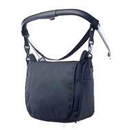 Caretero Baby táska - fekete - Pelenkázótáska