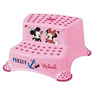 """KEEEPER gyerekfellépő """"Mickey & Minnie"""" - rózsaszín - Fellépő"""