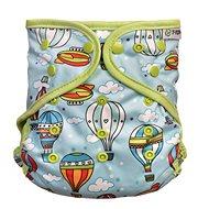 T-tomi Air balloons Pelenka külső - Bugyipelenka