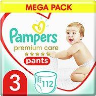 PAMPERS Premium Pants Mega Box, méret: 3  (4× 28 db)