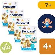 Kendamil Bio / organikus zabkása magvakkal 4 × 150 g - Tejmentes zabkása