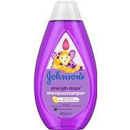 JOHNSON'S BABY Strength Drops 500 ml-es sampon - Gyerek sampon