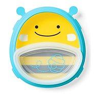 Skip Hop Zoo 2in1 - tányér és tál - méhecske - Gyerek étkészlet