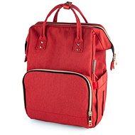 CANPOL BABIES LADY MUM pelenkázó hátizsák - piros