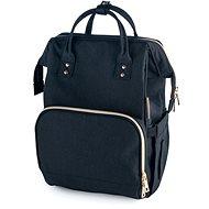 CANPOL BABIES LADY MUM pelenkázó hátizsák - fekete - Pelenkázó hátizsák