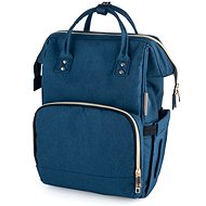 CANPOL BABIES LADY MUM pelenkázó hátizsák - kék