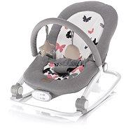 Zopa Relax Grey Butterflies - Pihenőszék