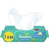 PAMPERS Fresh Clean XXL 80 db