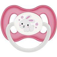 Canpol babies kaucsuk cumi 0-6 hónap rózsaszín - Cumi