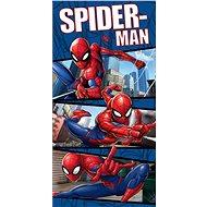 Jerry Fabrics törülköző - Spider-man blue 02 - Gyerek fürdőlepedő