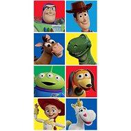 Jerry Fabrics törülköző - Toy Story - Gyerek fürdőlepedő