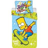 Jerry Fabrics ágyneműhuzat - Bart on Skate