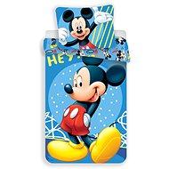 Jerry Fabrics ágyneműhuzat - Mickey hey - Gyerek ágyneműhuzat
