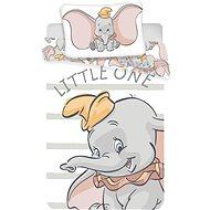 Jerry Fabrics ágyneműhuat kiságyba - Dumbo - Gyerek ágyneműhuzat
