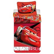 """Jerry Fabrics ágyneműhuzat - Cars """"Legend"""" - Gyerek ágyneműhuzat"""